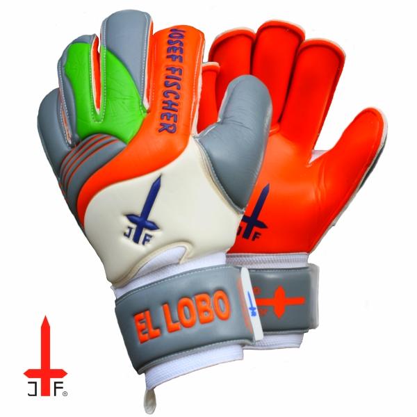 Brankářské rukavice EL LOBO dětské  f599712332
